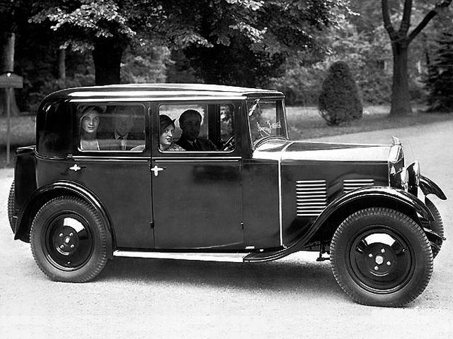 Mathis Ty 5 Cv 1931 34