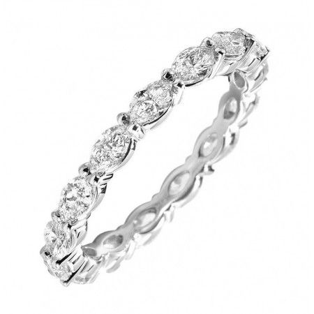 A Cute Marquise Infinity Wedding Band Might Go Nicely With My Ring
