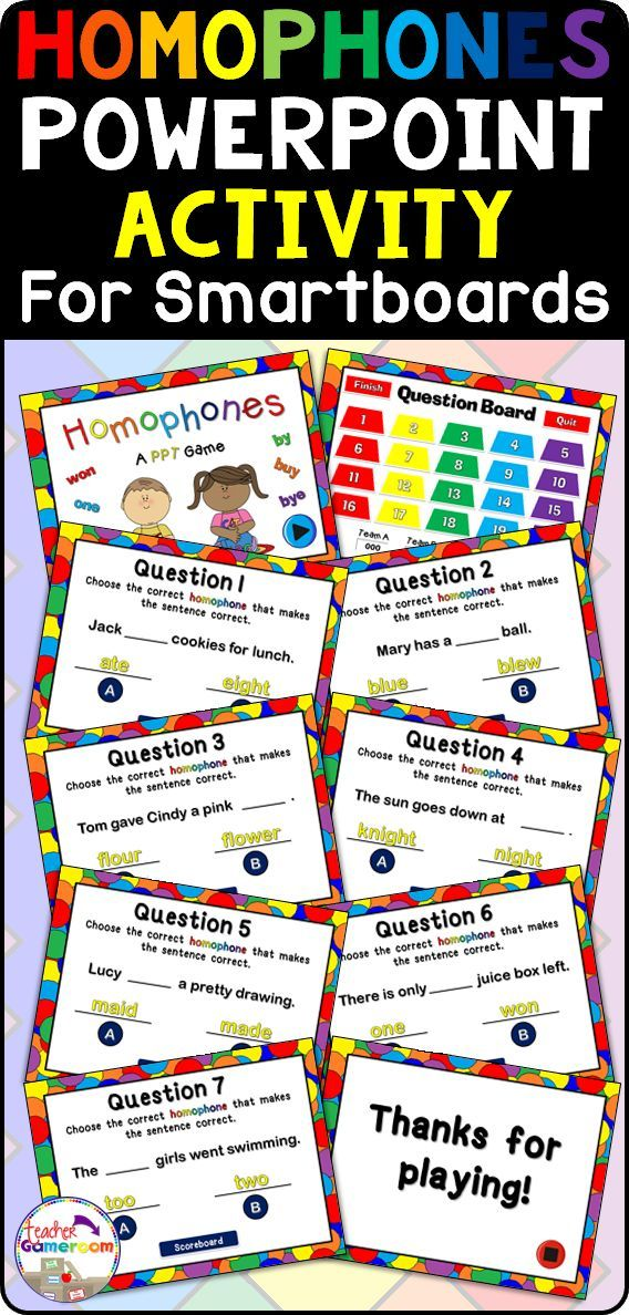 Wheel of Fortune PowerPoint Template Classroom Game