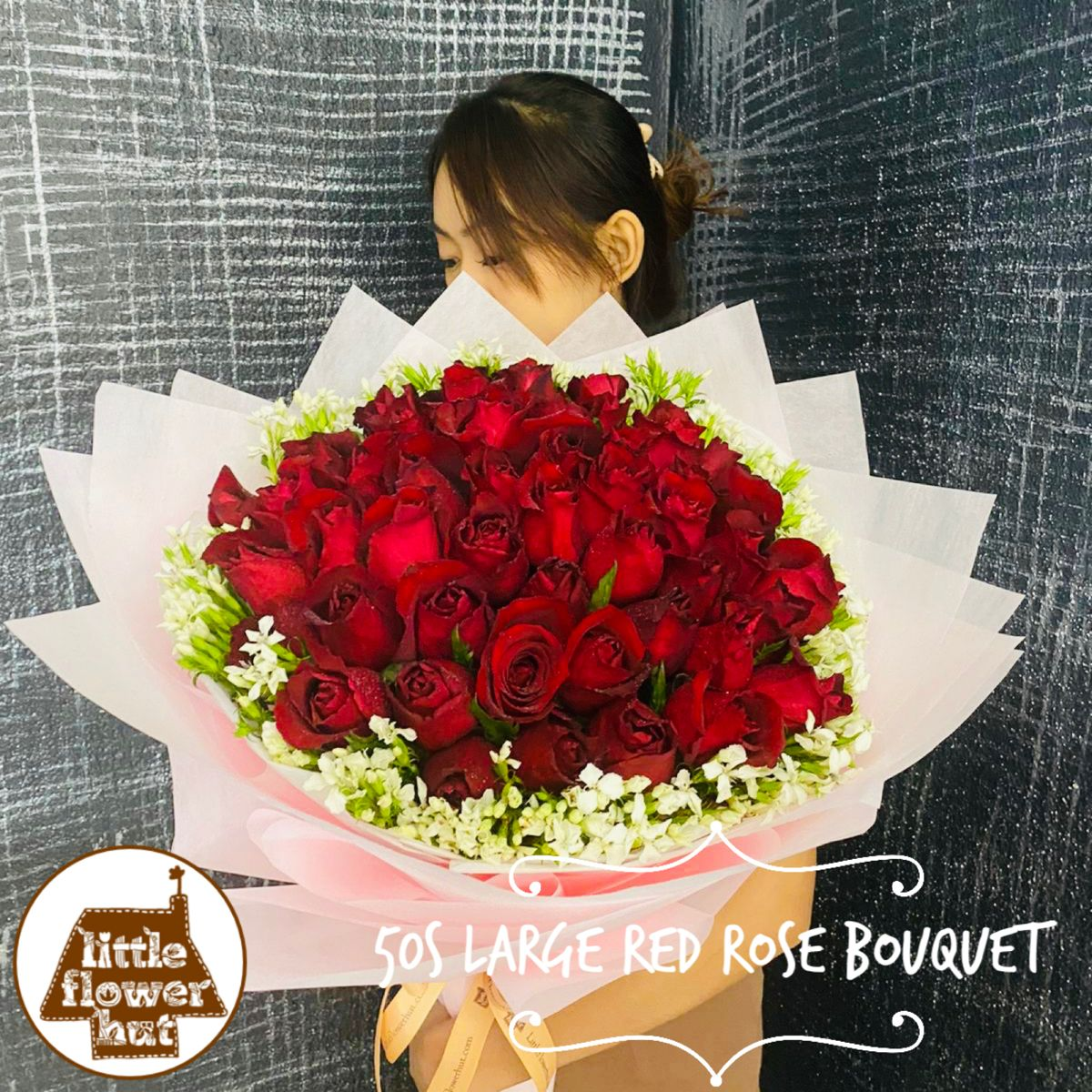Valentine S Day Flower Delivery In Singapore Little Flower Hut In 2020 Best Flower Delivery Flower Delivery Flower Delivery Service