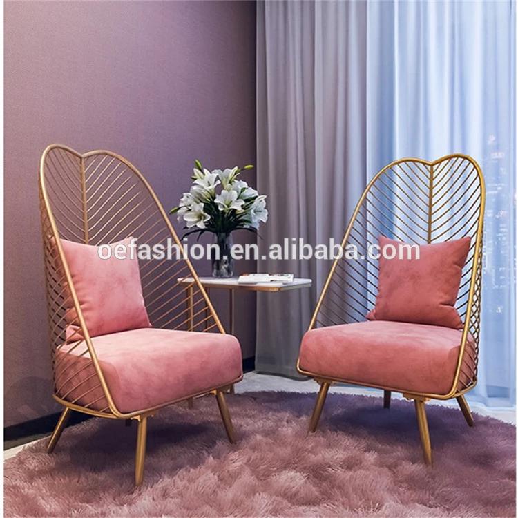 Photo of OE-FASHION single person leisure small sofa bedroom living room American -…