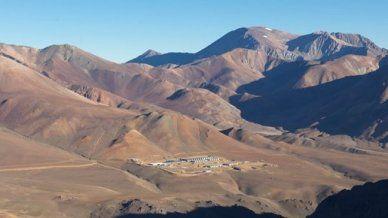 La primera demanda contra Pascua Lama en Chile - Cooperativa.cl