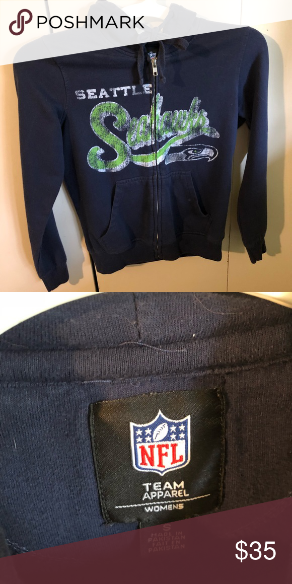 302be2a2 Seattle Seahawks sweater (official NFL gear) Official NFL team ...