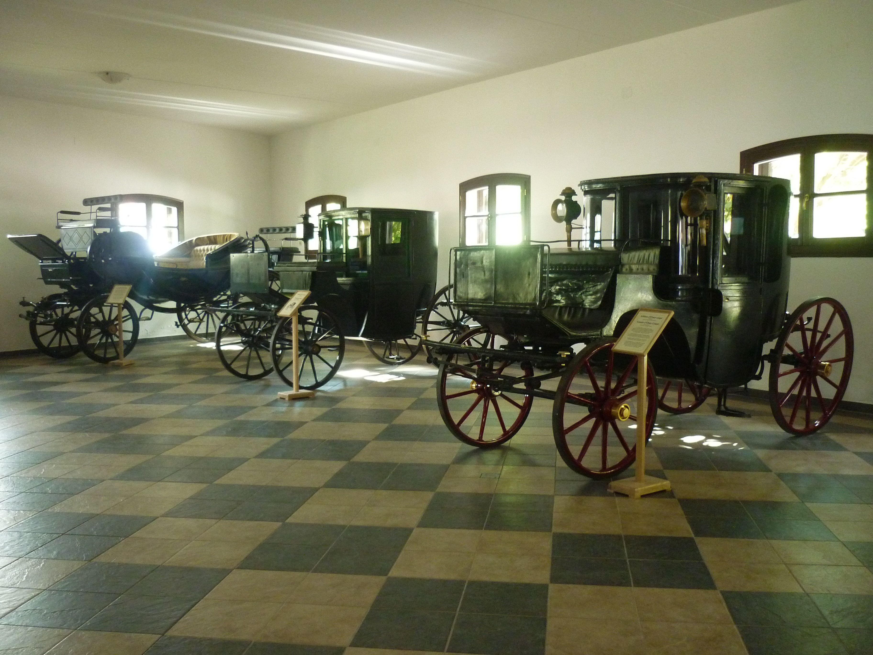 Sümeg kocsi muzeum