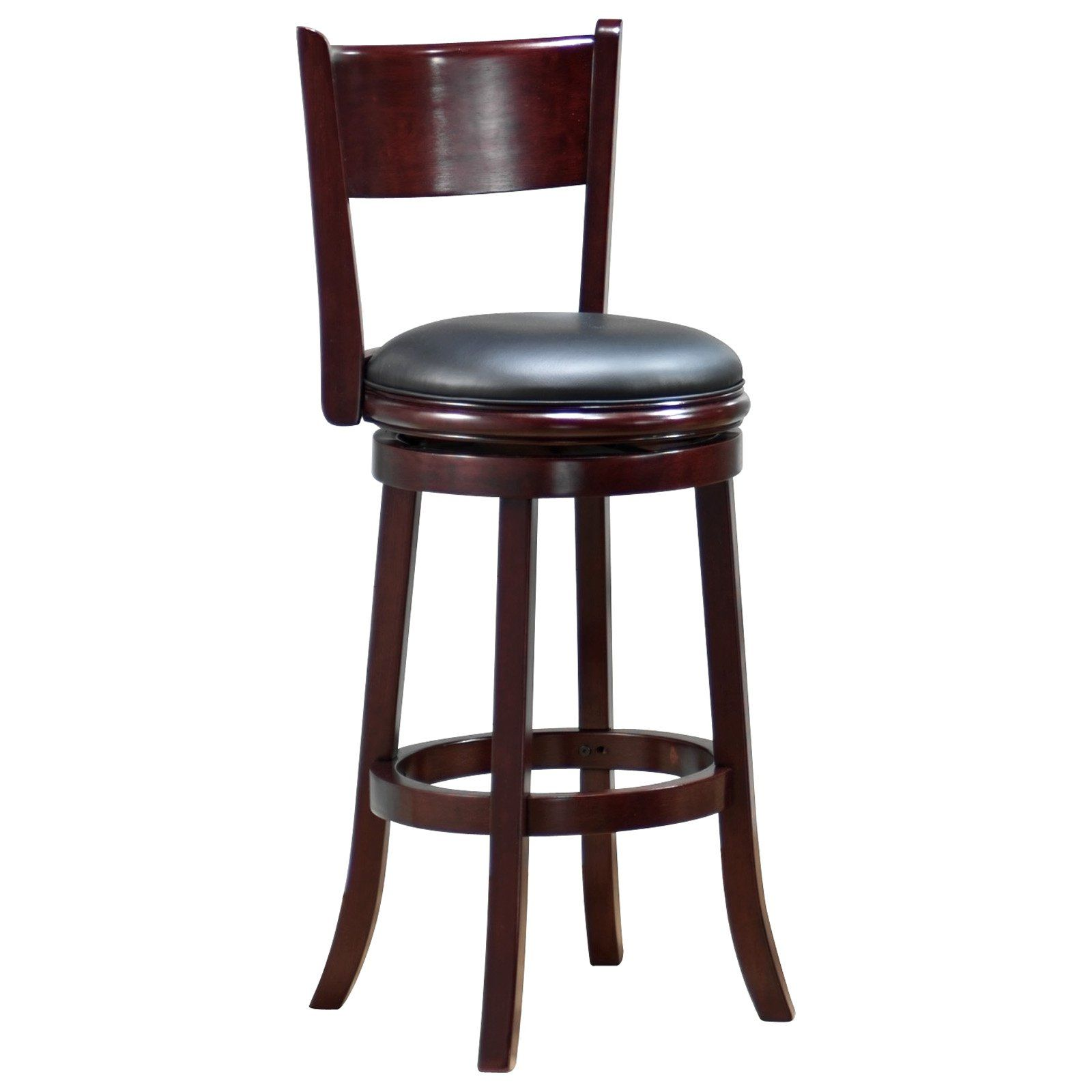 Brilliant Boraam Palmetto 29 In Swivel Bar Stool Brandy In 2019 Caraccident5 Cool Chair Designs And Ideas Caraccident5Info