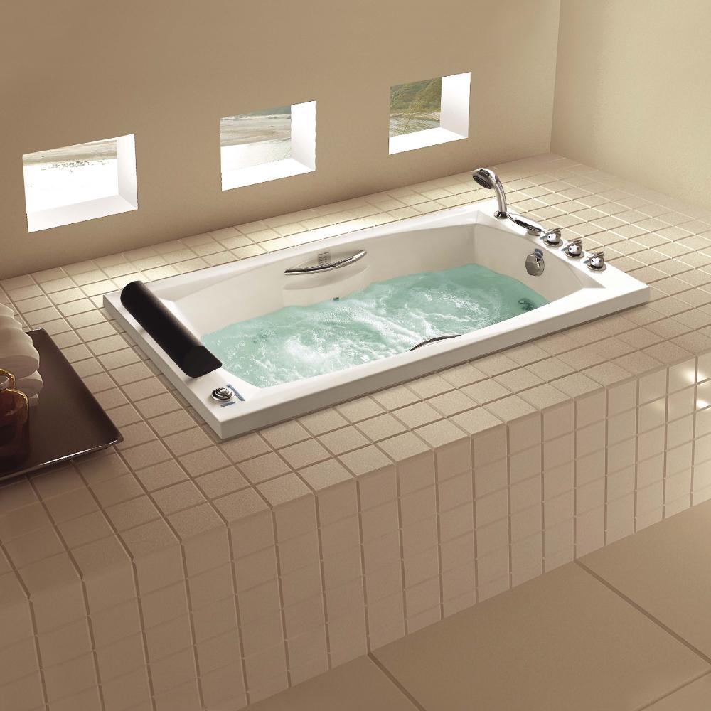 luxury drop in bathtubs - Google Search in 2020 ...