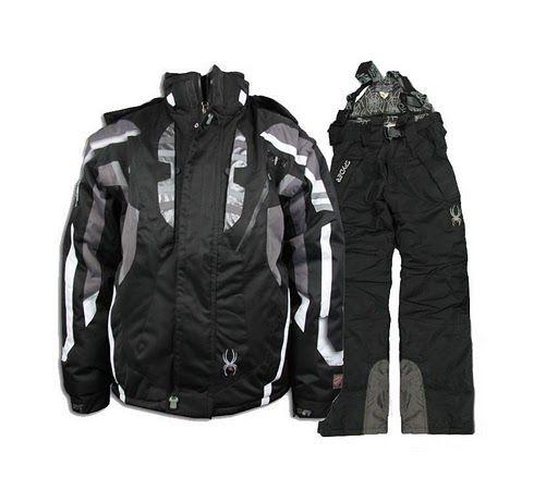 03f9b93f7b Spyder Mens Ski Snowboard Suit Jacket