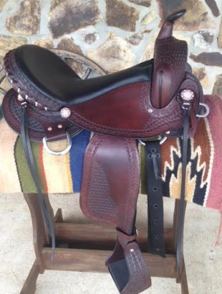 Dixieland Gaited Saddles, gaited trail saddle, gaited horse
