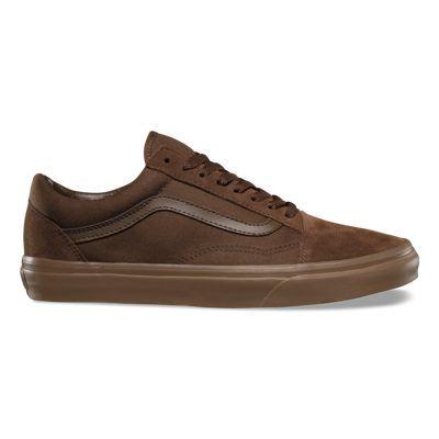 Old Skool | Shop Shoes | Mens vans shoes, Leather sneakers