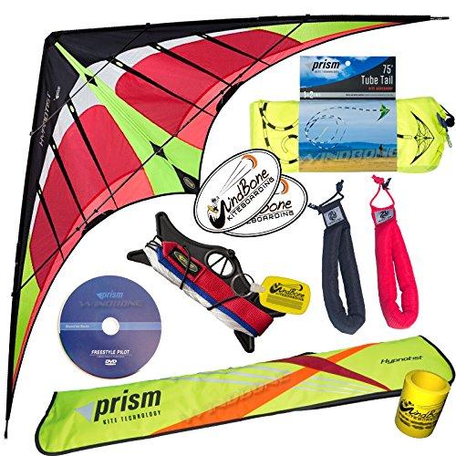 Prism Kite Tube Tail