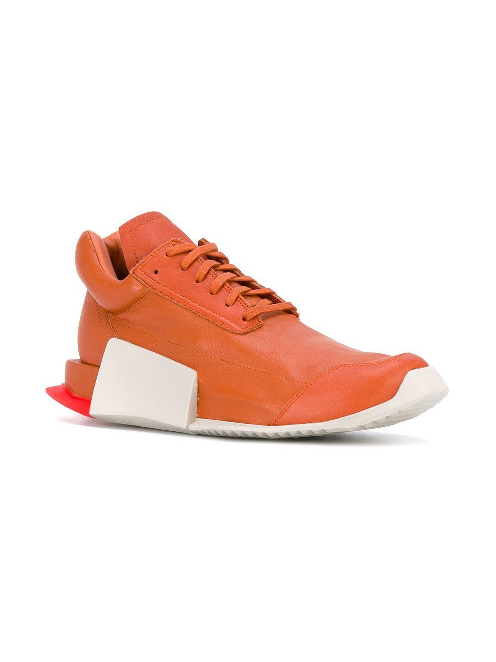 4d316cccf1b791 Rick Owens Rick Owens x Adidas Level Runner sneakers