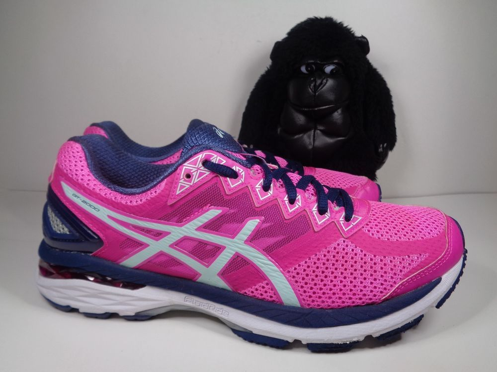 Womens Asics Gt 2000 Running Cross Training Shoes Size 9 T656n