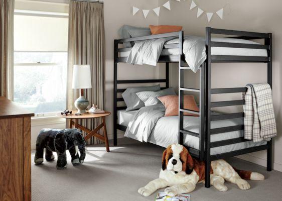 Fort Bunk Beds In Colors Modern Bunk Beds Loft Beds Modern Kids Furniture Bunk Beds Modern Bunk Beds Kid Beds