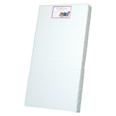 Colgate Mattress White Classica I Foam Crib Mattress ...