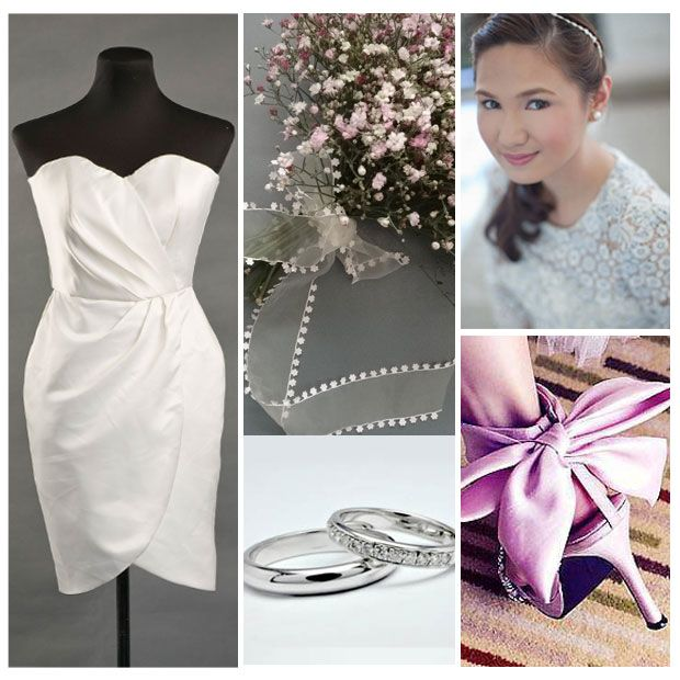 Give your ensemble a mix of romance and femininity!