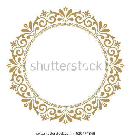 Decorative line art frames for design template elegant vector elegant vector element for design in eastern style place for text lace illustration for invitations and greeting cards m4hsunfo