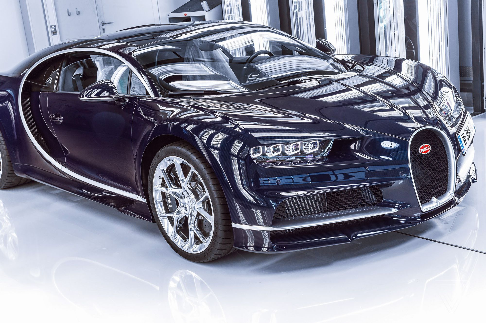 inside the bugatti factory: an exclusive look at the making of the