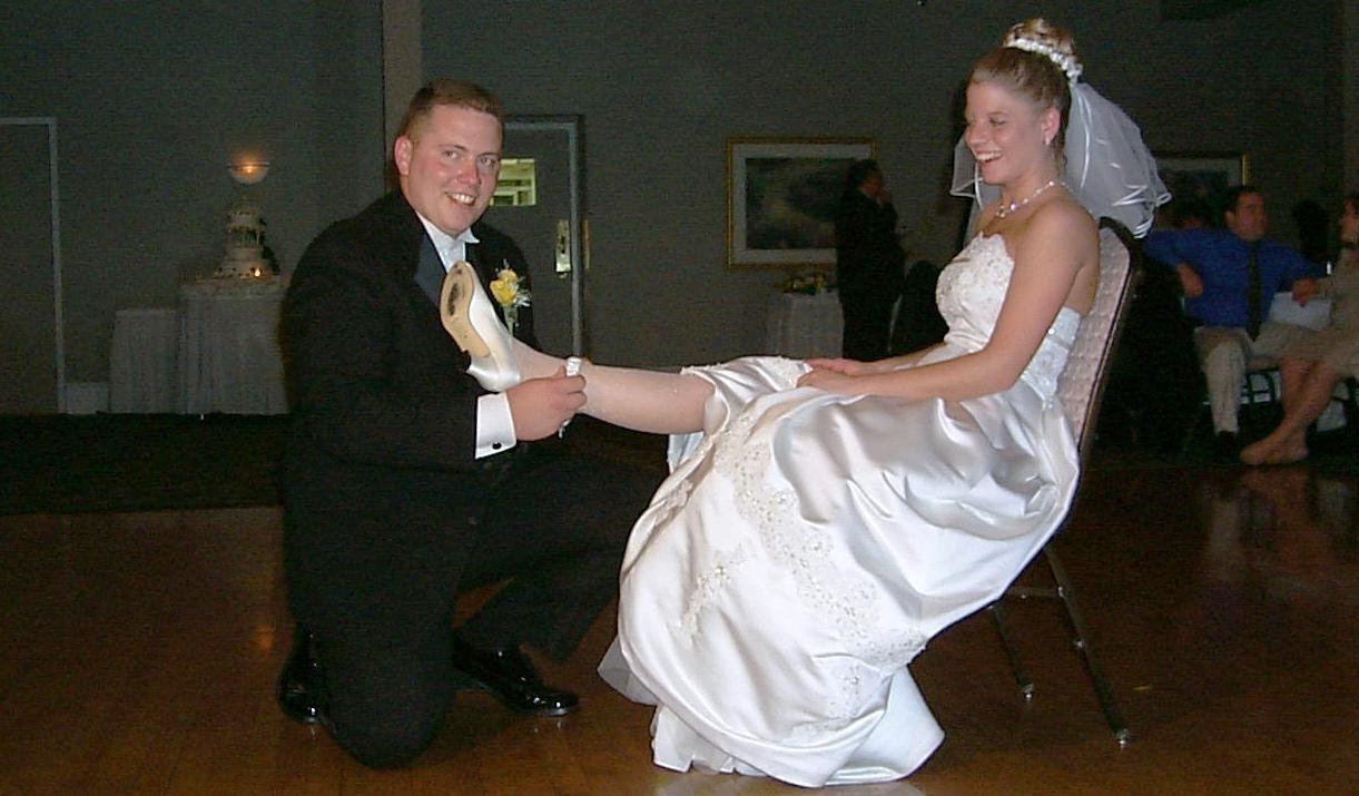 Wedding Day October 8, 2000