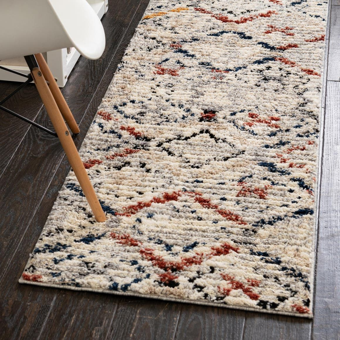 Multicolor 2 X 6 Tucson Runner Rug Rugs Com In 2020 Rugs Rug Runner Area Rugs