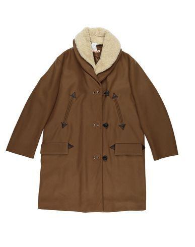 MARNI Girl's' Coat Camel 10 years