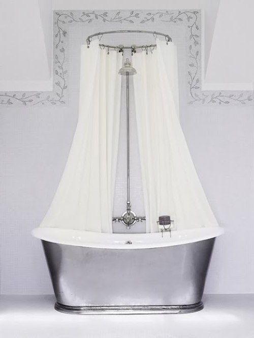 Shower Curtain Solution Round Shower Curtain Rod Shower Curtain