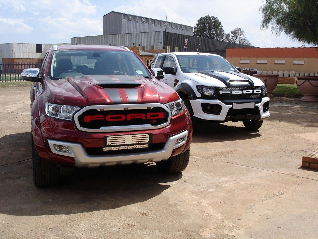 Ranger Raptor Tuning Ford Ranger Wildtrak Ford Ranger Ford