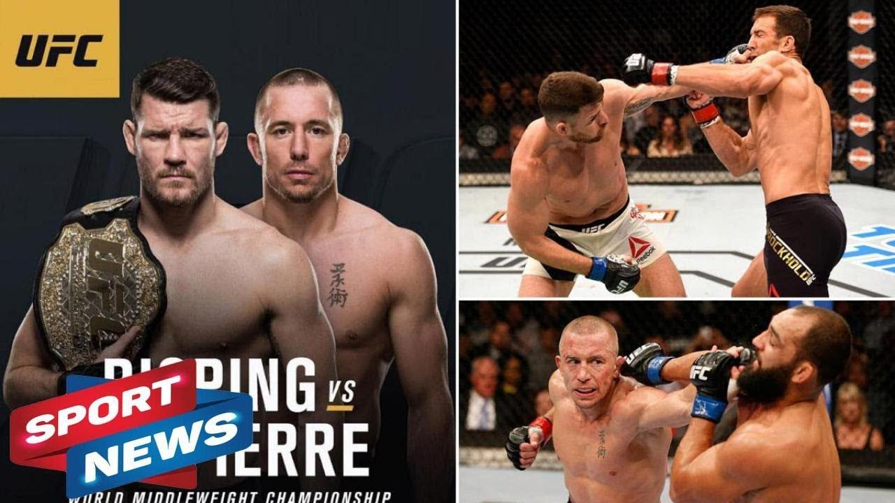 Live Michael Bisping Vs Georges St Pierre Live Stream On Pay Per View Ufc 217 Bisping Vs St Pierre When Is Ufc 217 Bisping Vs Sports News Sports Tv Channel