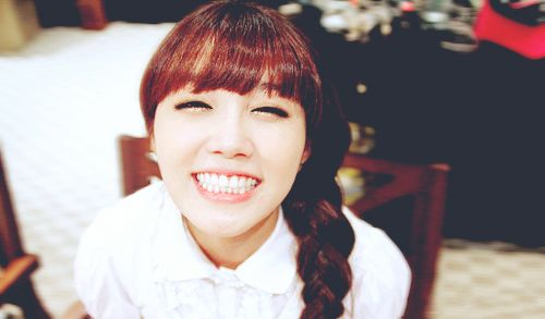9 K-Pop Idols With The Cutest Eye-Smiles | Koreaboo — breaking k-pop news, photos, and videos