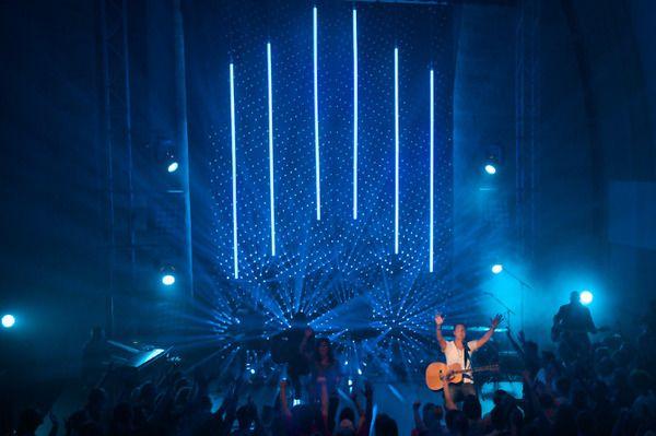 Nathan Taylor Production Designer Stage Design Christmas Stage Design Church Stage Design