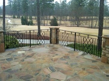 Best Iron Patio Railing Wrought Iron Railings Exterior 400 x 300