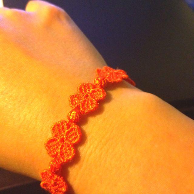 Cruciani bracelet :)