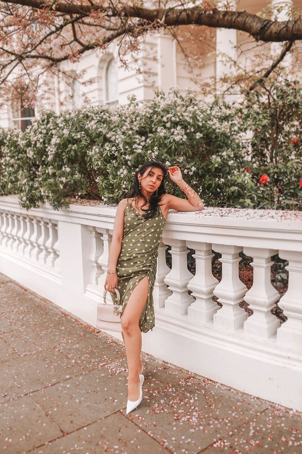 682a64b5acab2f Luxury fashion blogger Shloka Narang of The Silk Sneaker shares her tips on  how to always