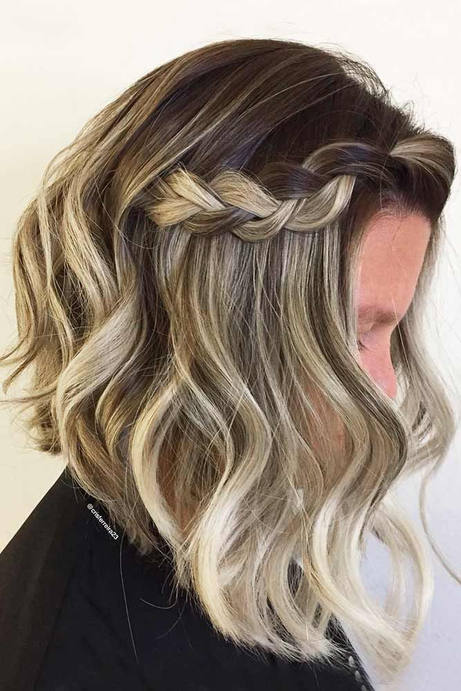 21 Lovely Medium Length Hairstyles To Wear At Date Night Medium Length Hair Styles Hair Styles