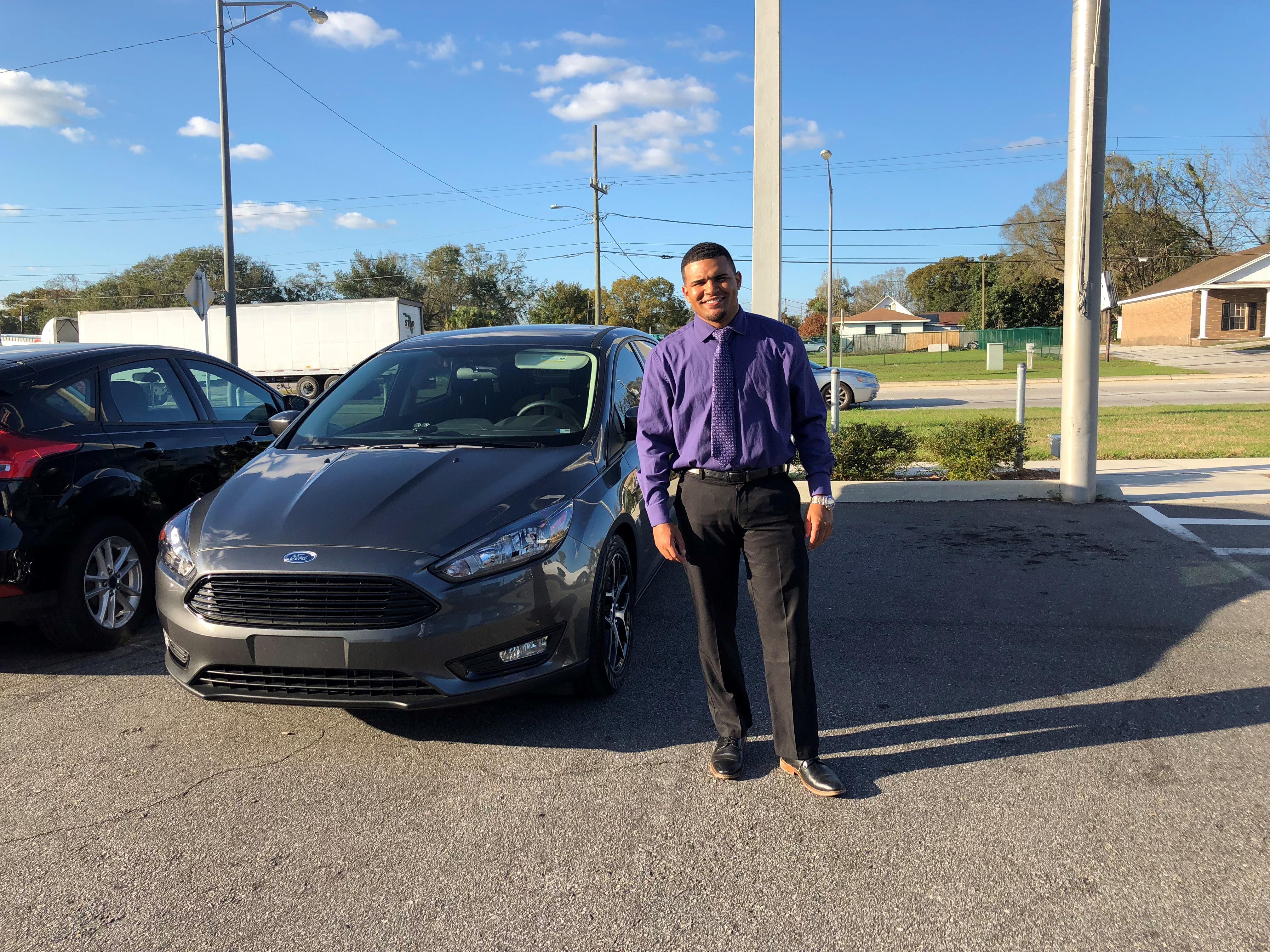 Big thanks to Mr. Alexander Carson for coming to Lakeland Ford ...