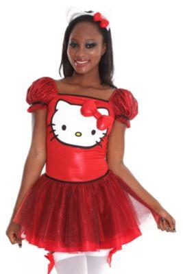sexy hello kitty costume - Halloween Hello Kitty Costume