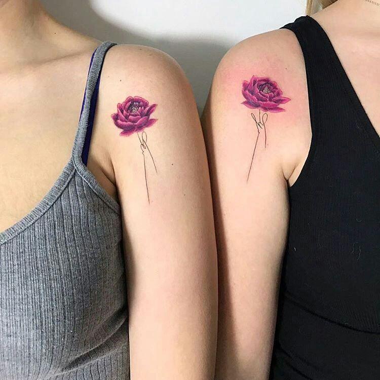 Flores De Amigas Tattos Pinterest Tattoos Family Tattoos Y