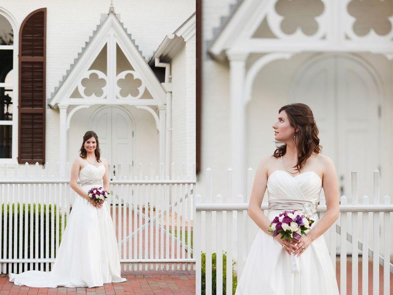 Old Christ Church Pensacola   Downtown Pensacola wedding   bride ...