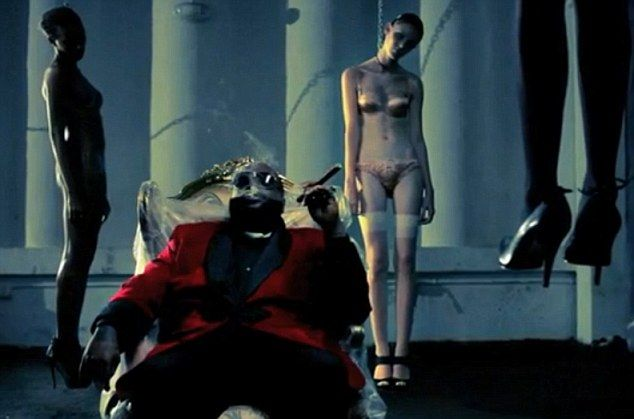 Monster Kanye Official Music Video Google Search Kanye West Monster Rick Ross Jay Z