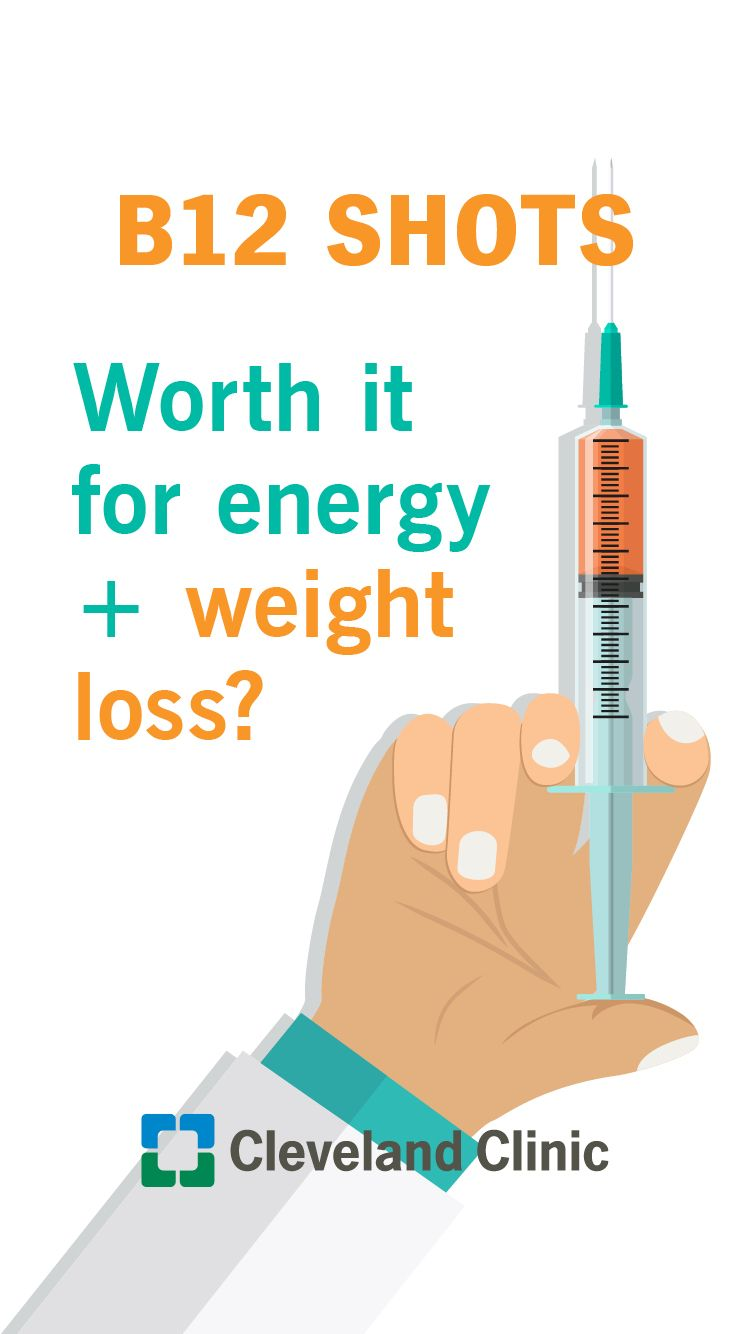 Can B12 Shots Boost My Energy and Help Me Lose Weight
