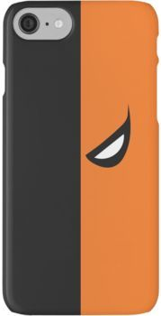 Deathstroke Mask iPhone 7 Cases