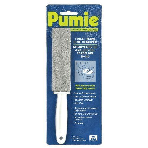Amazon com: Pumie Toilet Bowl Ring The best tool to remove