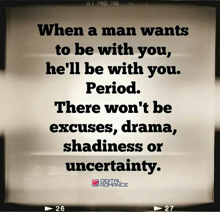 When A Man Wants To Be With You All Bull Gets Set Aside If It Doesn