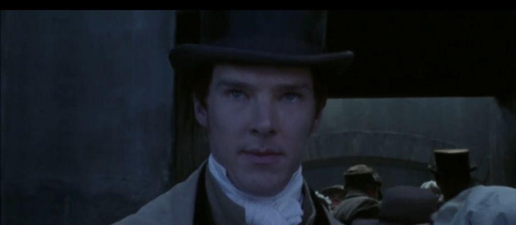 Ben as Edmund Talbot