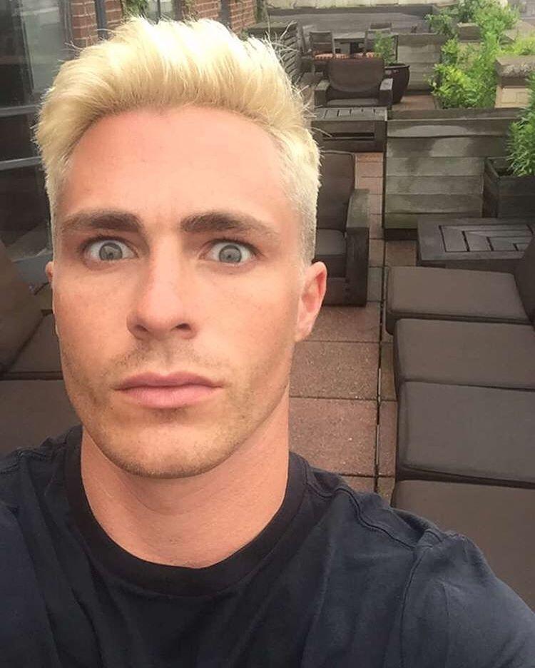 31+ Colton haynes blonde hair ideas in 2021