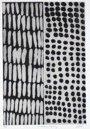 Just Another Masterpiece Paintmeblack Jimbala Country By Lena Nyadbi Indigenous Art Pattern Art Black And White Painting