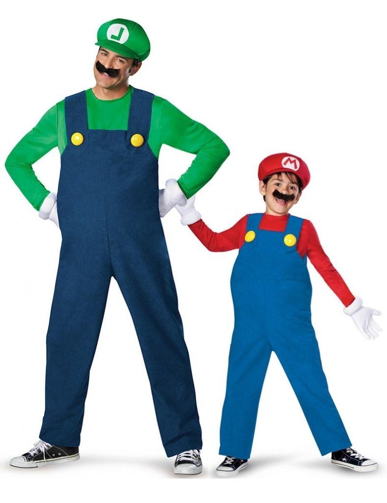 mario luigi kostüm | Mario und luigi kostüm, Mario und ...