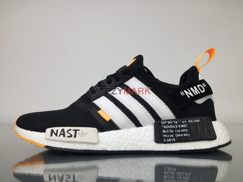 eee3d7662 NMD Off White x Adidas Originals NMD R1 BA8860