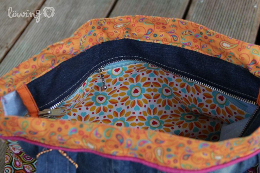 LÖwin.g...: Tasche für michKreatives für Kreative