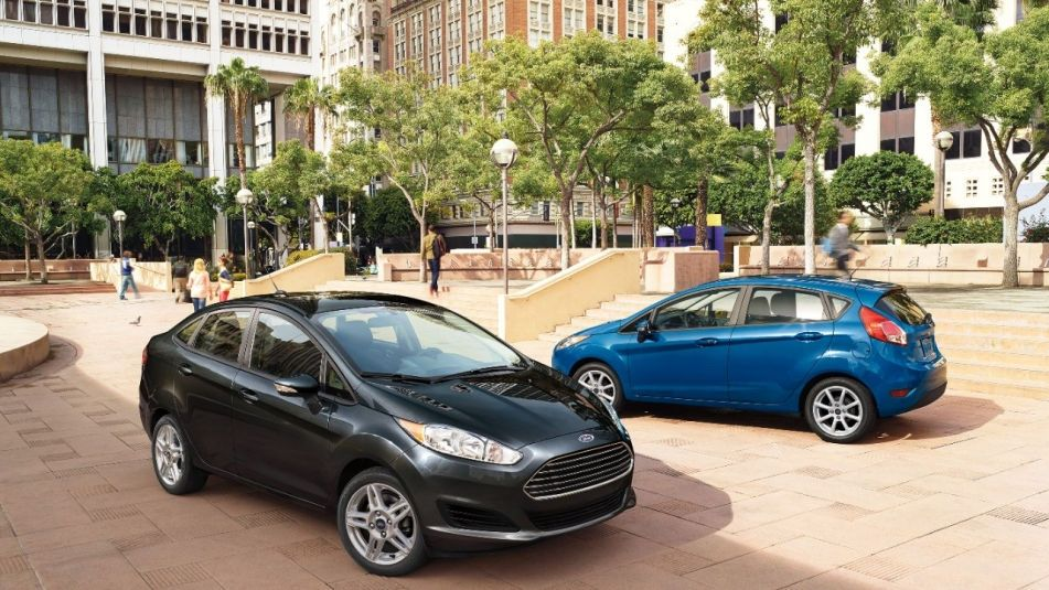 2018 Ford Fiesta Is Having A Party With Its New Upgrades Courtesy