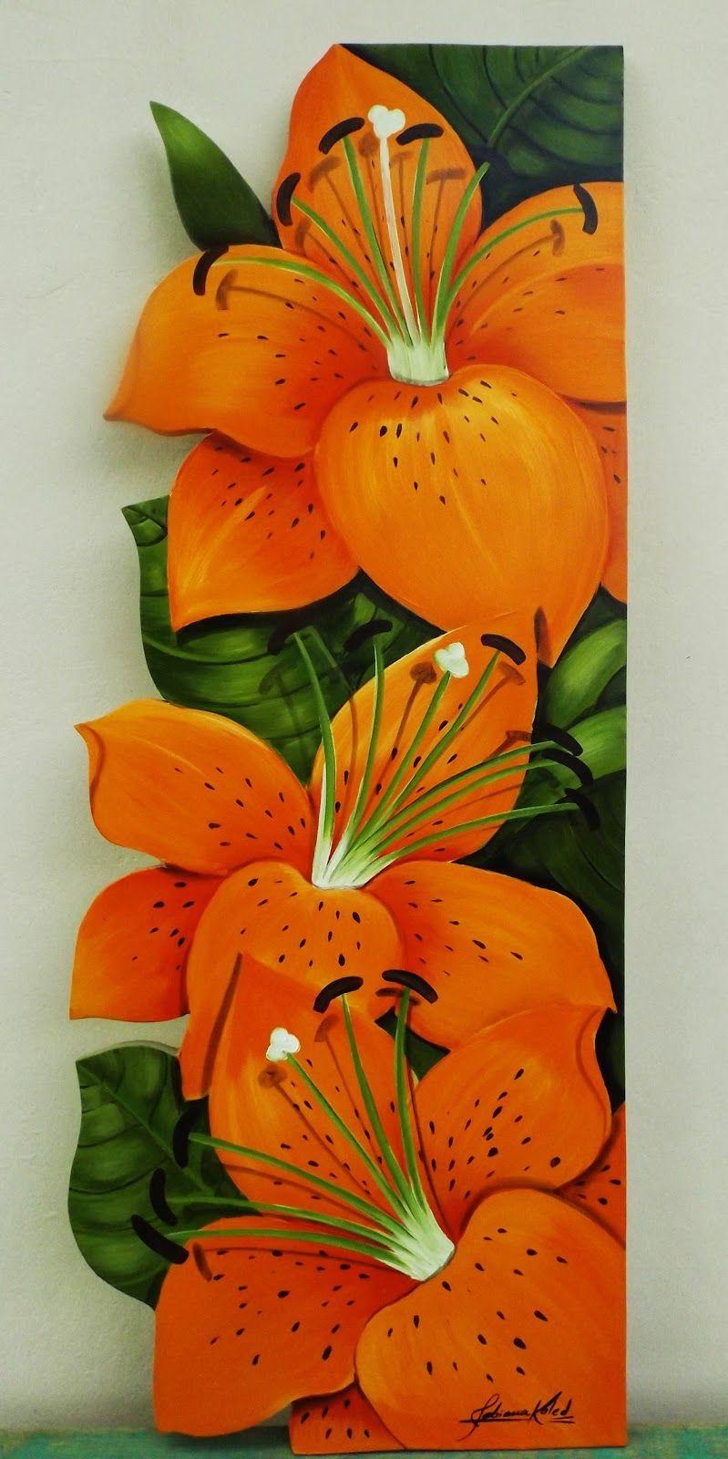 Fabiana Kaled Quadros 3d Decoupage Mural Art Acrylic Canvas